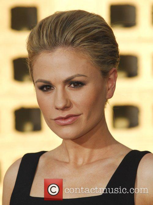 Anna Paquin  at the premiere of HBO's...