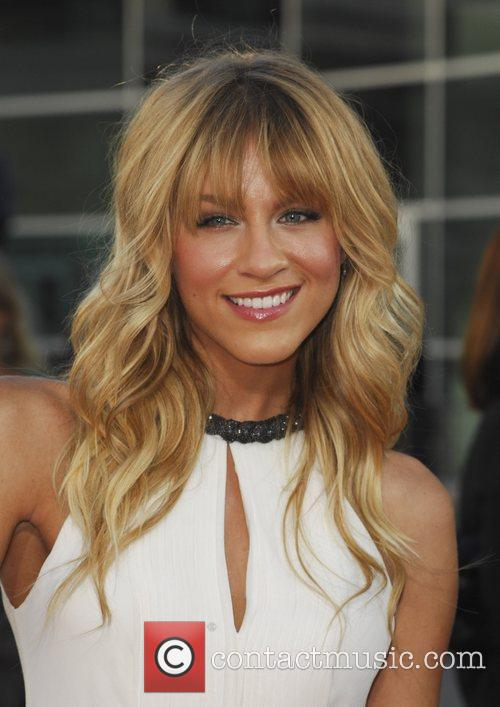 Brit Morgan  at the premiere of HBO's...
