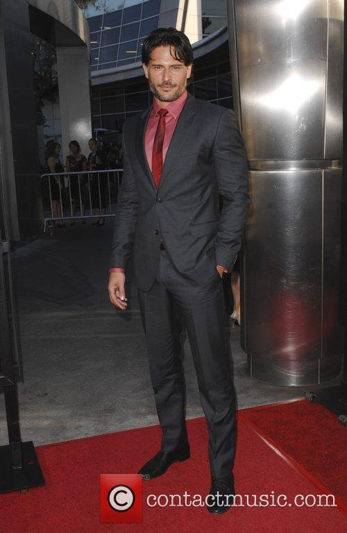 Joe Manganiello  at the premiere of HBO's...