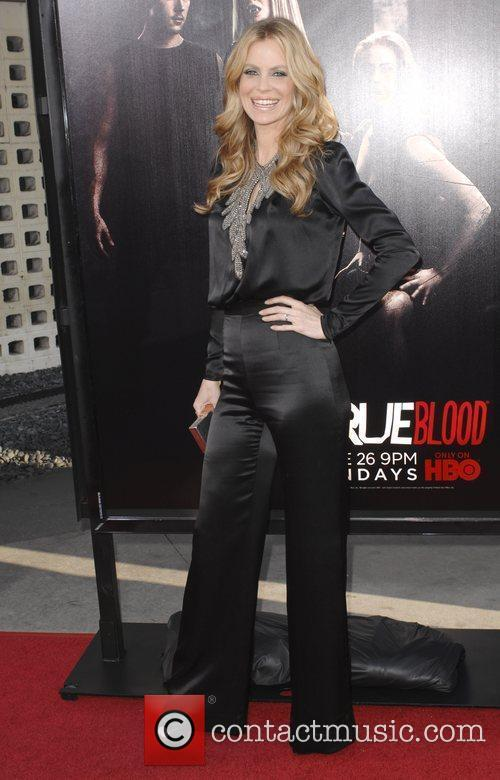 Kristin Bauer  at the premiere of HBO's...