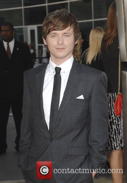 Marshall Allman  at the premiere of HBO's...