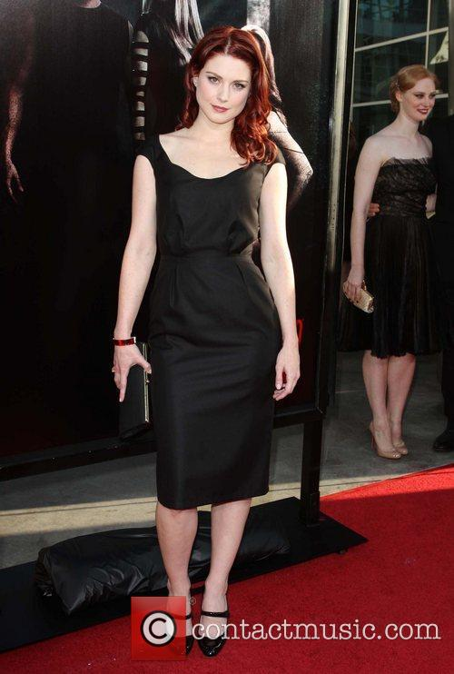 Alexandra Breckenridge HBO's True Blood Season 4 Premiere...