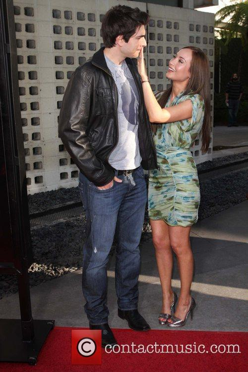 Brandon Routh and Courtney Ford 1
