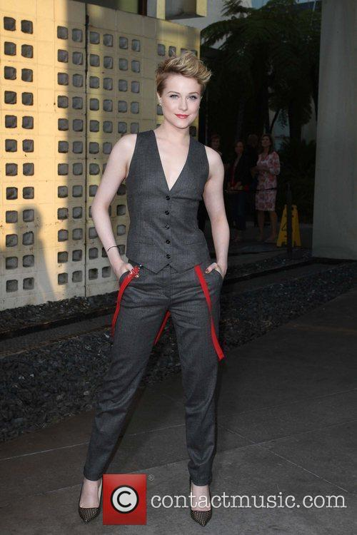 Evan Rachel Wood HBO's True Blood Season 4...