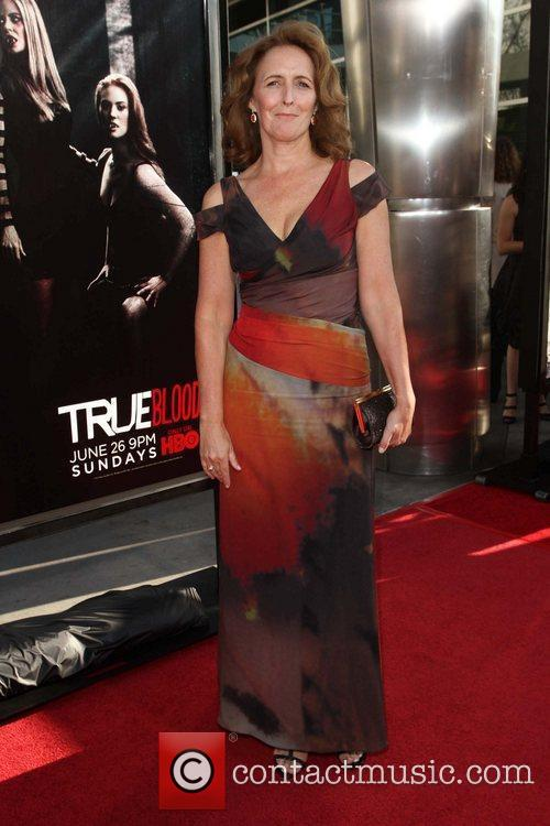 Fiona Shaw HBO's True Blood Season 4 Premiere...