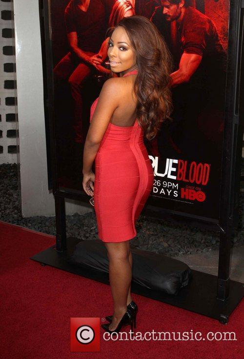 Kendall Lake HBO's True Blood Season 4 Premiere...