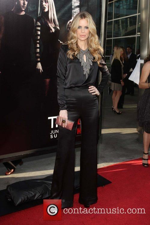 Kristin Bauer HBO's True Blood Season 4 Premiere...