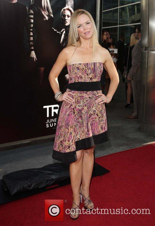 Lauren Bowles HBO's True Blood Season 4 Premiere...
