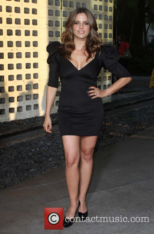 Noa Tishby HBO's True Blood Season 4 Premiere...