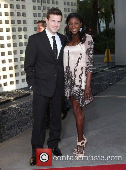 Jacob Fishel; Rutina Wesley HBO's True Blood Season...