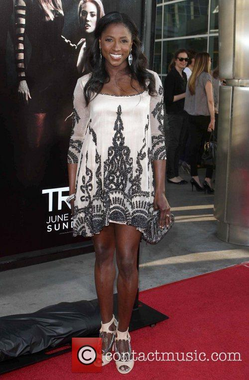 Rutina Wesley HBO's True Blood Season 4 Premiere...