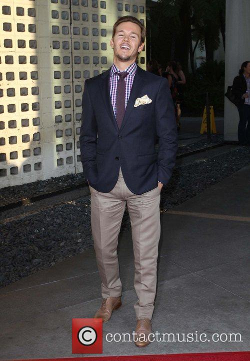 Ryan Kwanten HBO's True Blood Season 4 Premiere...