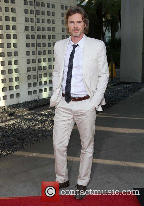 Sam Trammell HBO's True Blood Season 4 Premiere...