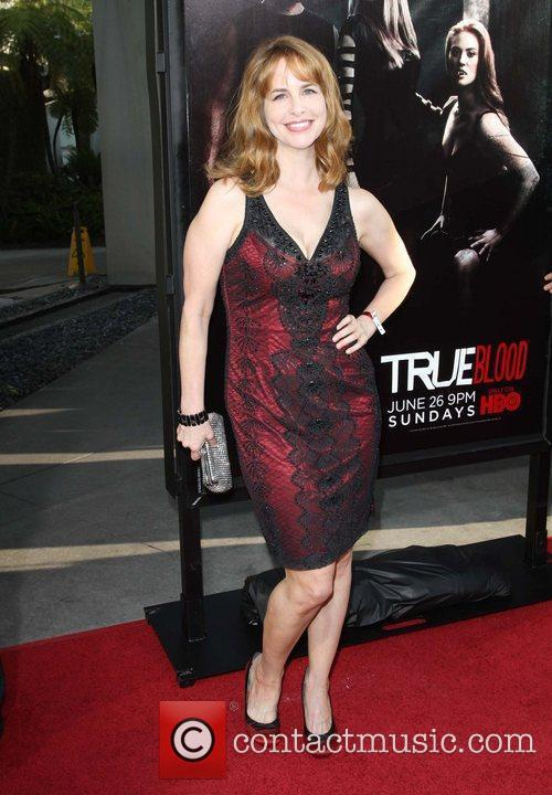 Stephanie Erb HBO's True Blood Season 4 Premiere...