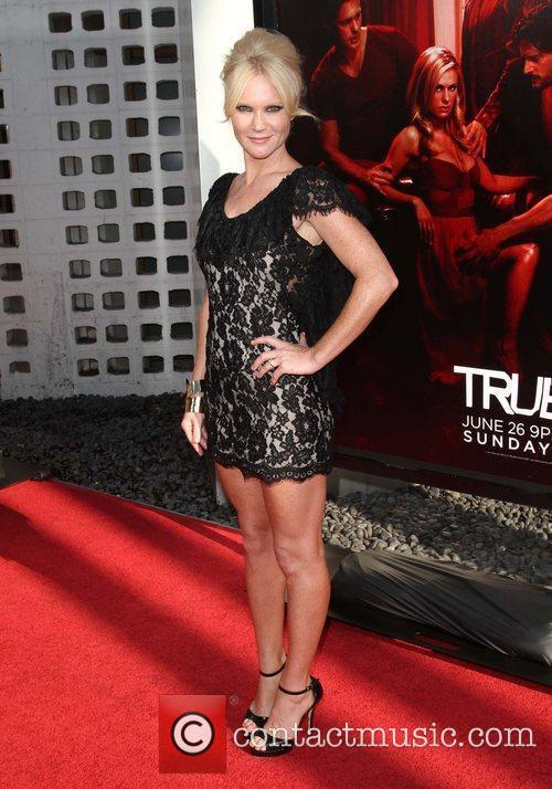 Tara Buck HBO's True Blood Season 4 Premiere...