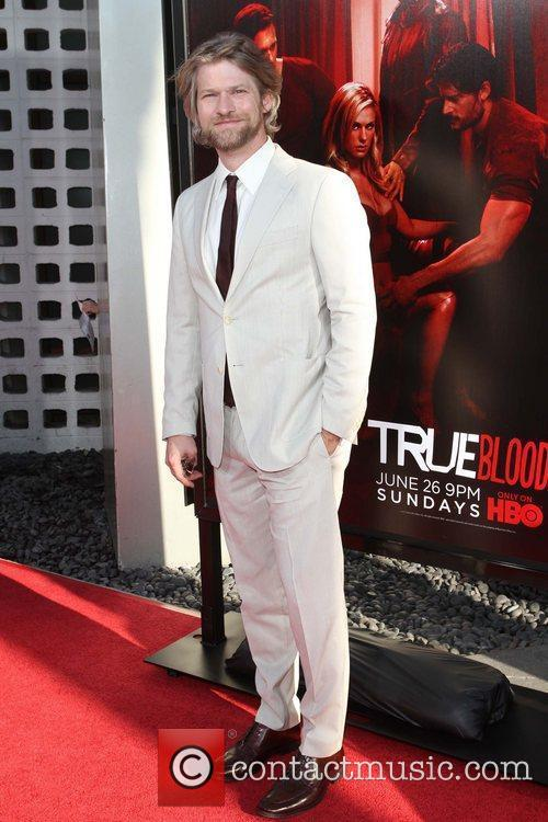 Todd Lowe HBO's True Blood Season 4 Premiere...