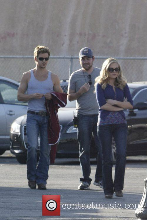 Ryan Kwanten and Anna Paquin 4