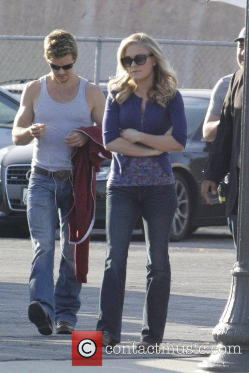 Ryan Kwanten and Anna Paquin 9