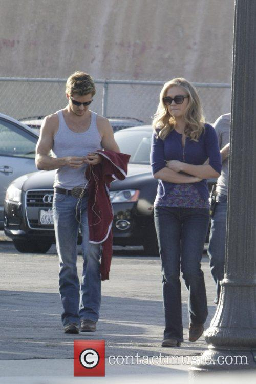 Ryan Kwanten and Anna Paquin 1