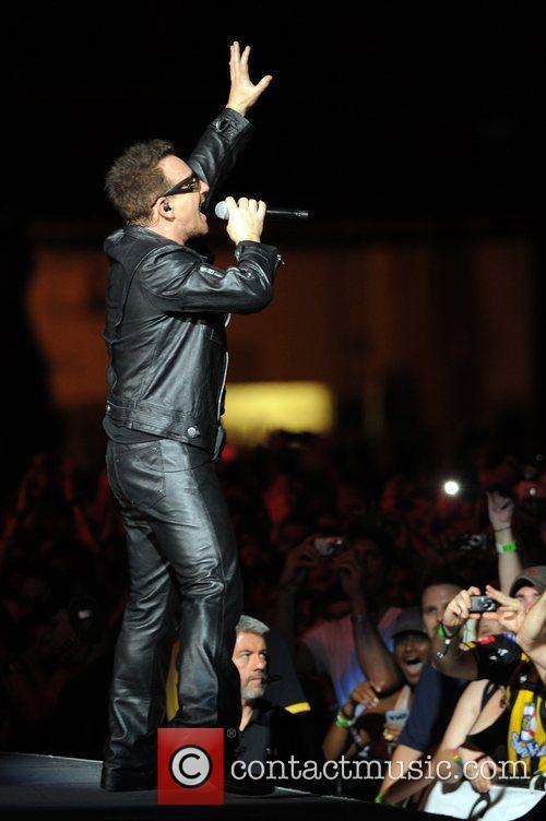 Bono and U2 10