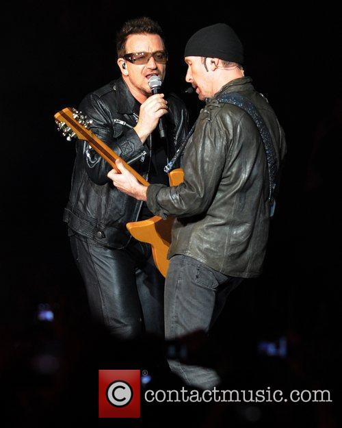 Bono, The Edge and U2 1
