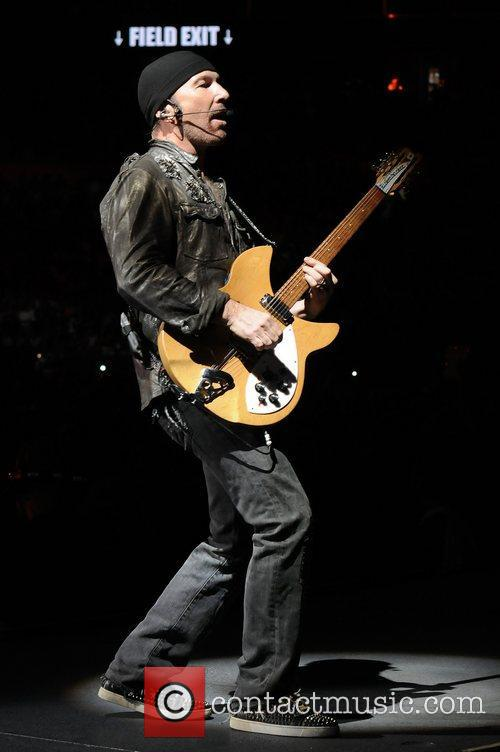 The Edge and U2 4