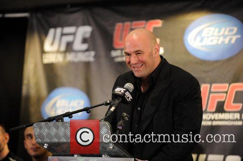 UFC President Dana White talks about the night...