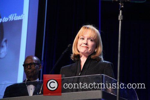 Peggy Conlon, President and Chief Exxecutive Officer of...