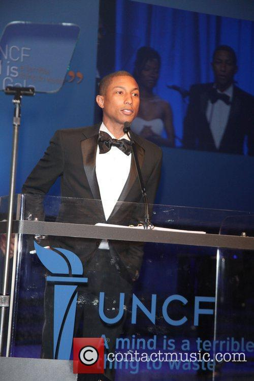2011 UNCF annual Gala at the Marriott Marquis...