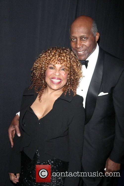 Roberta Flack, Vernon Jordan 2011 UNCF annual Gala...