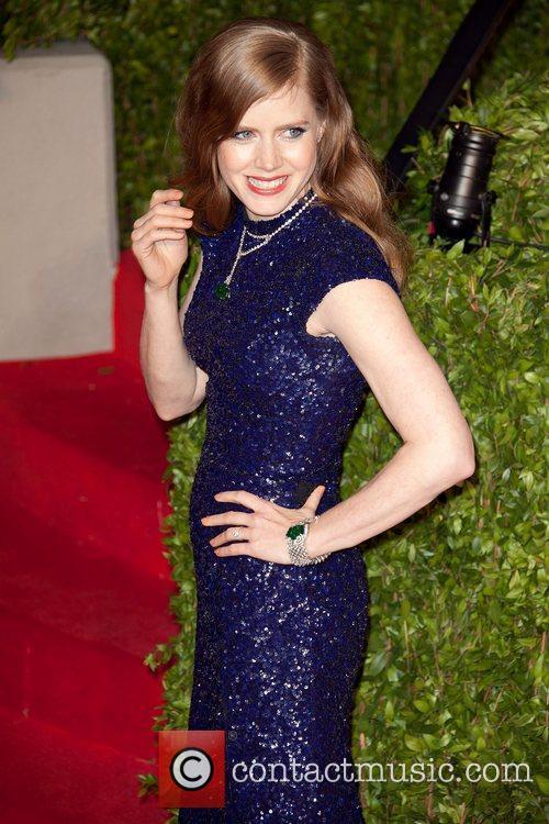Amy Adams 2011 Vanity Fair Oscar Party at...