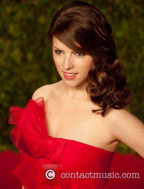 Anna Kendrick 2011 Vanity Fair Oscar Party at...