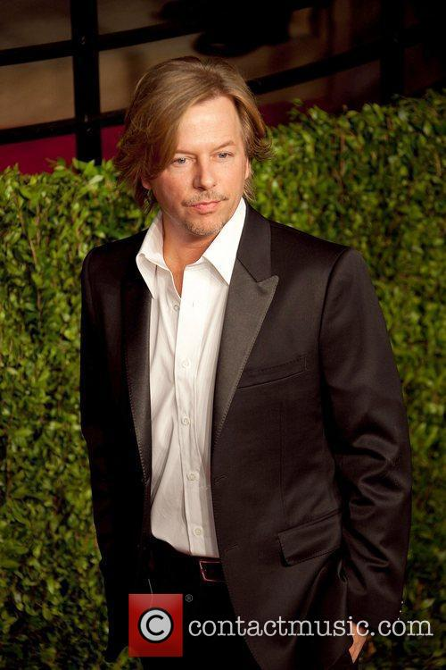 David Spade and Vanity Fair 2
