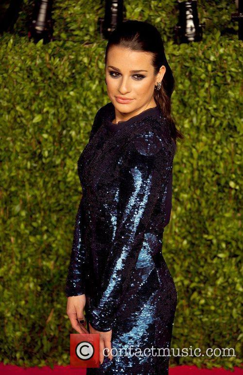 Lea Michele and Vanity Fair 4