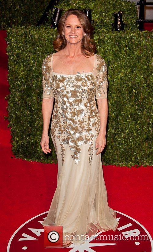 Melissa Leo 2011 Vanity Fair Oscar Party at...