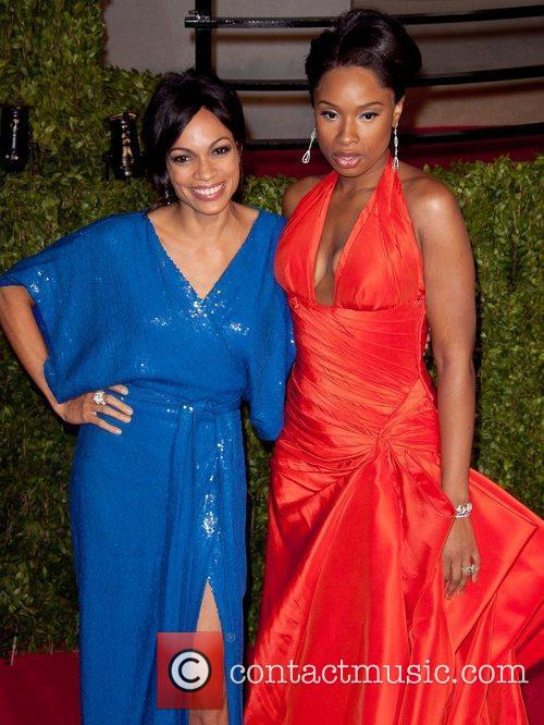 Rosario Dawson, Jennifer Hudson and Vanity Fair 1