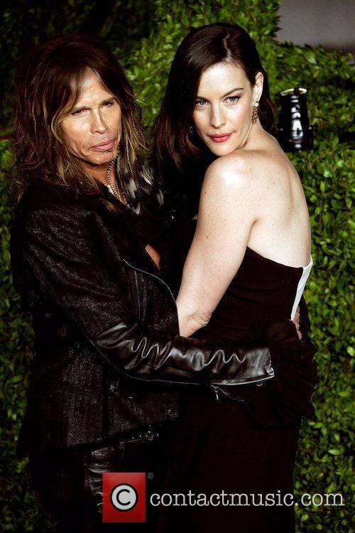 Steven Tyler and Liv Tyler  2011 Vanity...