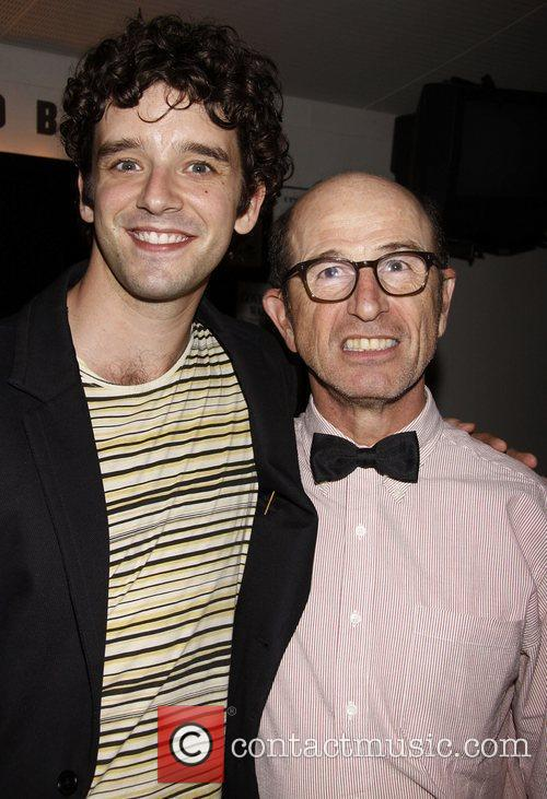 Michael Urie and Everett Quinton Reception following the...