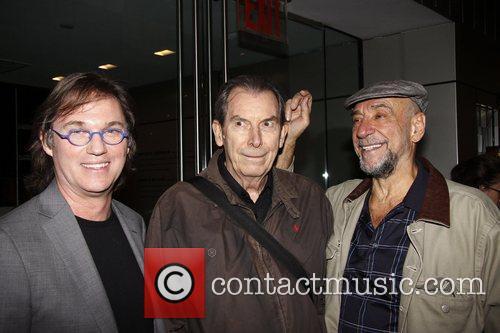 Richard Thomas, F Murray Abraham and Richard Easton
