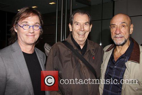 Richard Thomas, Richard Easton and F. Murray Abraham...
