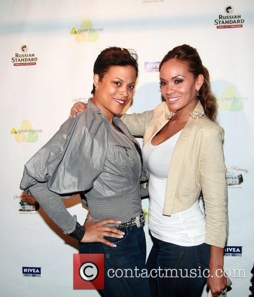 evelyn lozada attends greenhouse presents the 1st annual