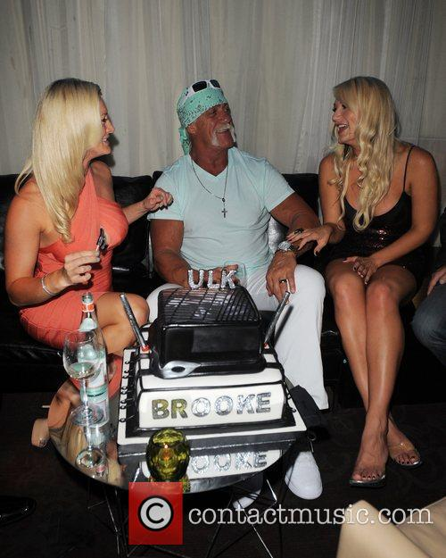 Hulk Hogan, Brooke Hogan and Jennifer McDaniel 10