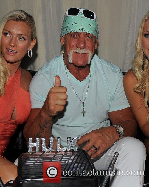 Hulk Hogan, Brooke Hogan and Jennifer Mcdaniel 5