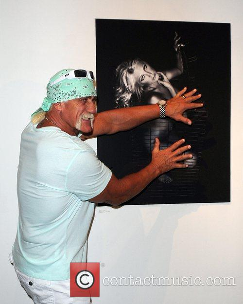 Hulk Hogan and Brooke Hogan 8