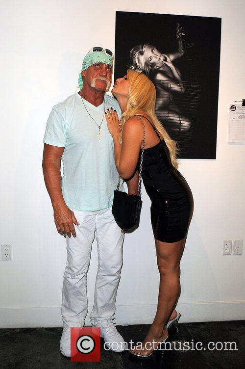 Hulk Hogan and Brooke Hogan 7