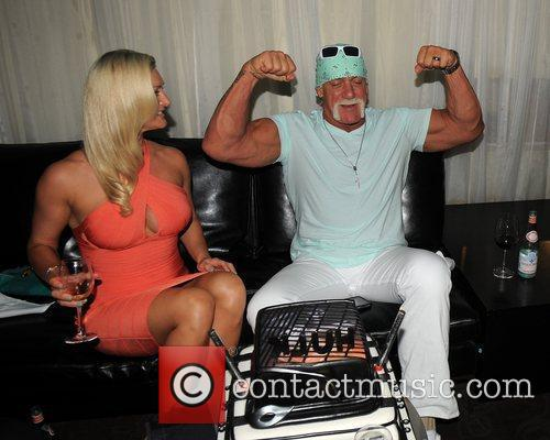 Hulk Hogan and Jennifer Mcdaniel 11