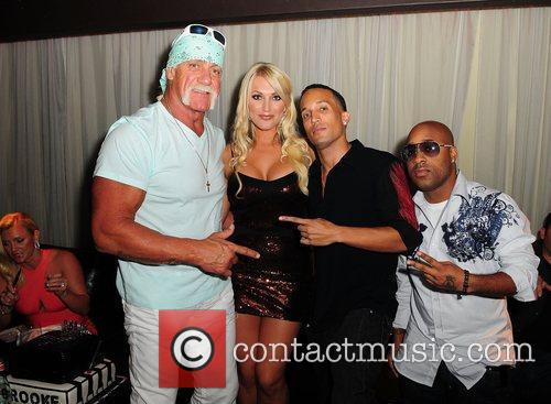 Hulk Hogan, Brooke Hogan and Stack$