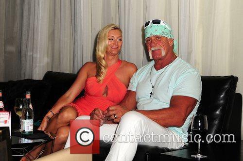 Hulk Hogan and Jennifer McDaniel 2