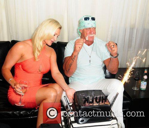 Hulk Hogan and Jennifer McDaniel 3