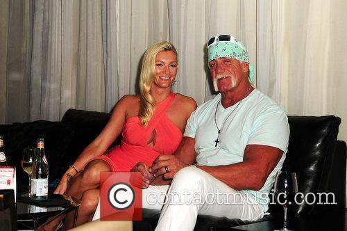 Hulk Hogan and Jennifer McDaniel 4